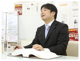 佐藤先生 代表者・プロフィール写真