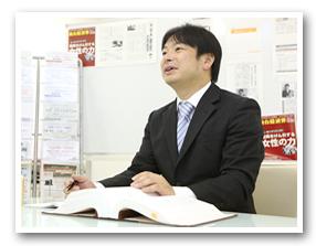 佐藤先生 プロフィール写真